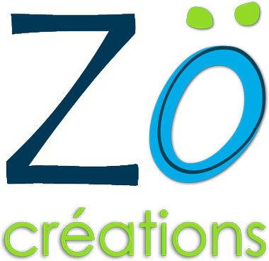 Creations Zö - logo lime